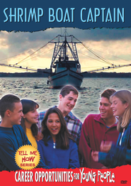 Tell Me How Career Series: Shrimper DVD  -