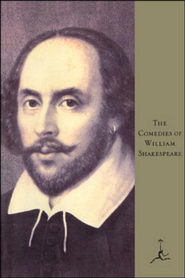 The Comedies of Shakespeare: (A Modern Library E-Book) - eBook  -     By: William Shakespeare