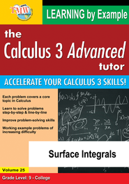 Surface Integrals DVD  -
