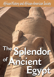 The Splendor of Ancient Egypt DVD  -