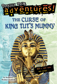 The Curse of King Tut's Mummy - eBook  -     By: Kathleen Weidner Zoehfeld