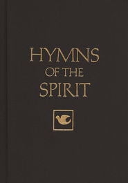 Hymns of Spirit Hymnal, Brown   -
