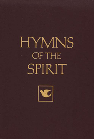 Hymns of The Spirit Hymnal Hardcover, Maroon  -
