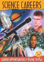 Tell Me How: Science Careers DVD  -