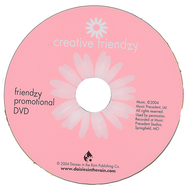 Creative Friendzy: Friendzy Promotional DVD   -