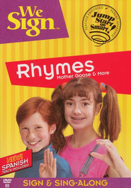 We Sign Rhymes - DVD   -