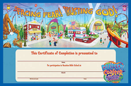 Certificates Of Completion, pack of 50   -