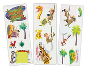 Jungle Jaunt Bulletin Board Set  -
