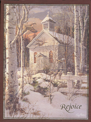 All are Welcome Christmas Cards, Box of 16  -              By: Les Didier