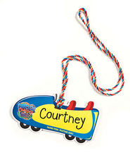 Name Tags with Lanyards, pack of 20   -