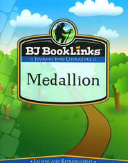 BJU Reading Grade 4 BookLinks: Medallion, Teaching Guide     -