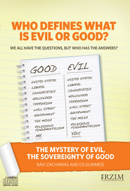 The Mystery of Evil, The Sovereignty of Good - 3 CDs   -     By: Ravi Zacharias