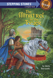 The Minstrel in the Tower - eBook  -     By: Gloria Skurzynski