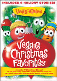 Veggie Christmas Favorites (2 DVD Set)   -