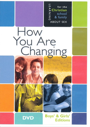 How You Are Changing DVD   -