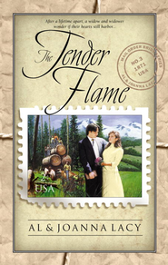 The Tender Flame - eBook  Mail Order Bride Series #3  -     By: Al Lacy, JoAnna Lacy
