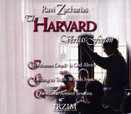 The Harvard Veritas Forum, 4 CDs   -              By: Ravi Zacharias