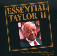 Essential Taylor II                   - Audiobook on Cassette     -     By: Gardner C. Taylor