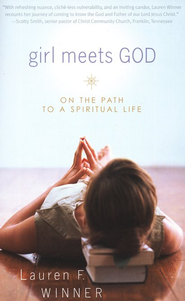 Girl Meets God: Searching for Spiritual Identity  - Slightly Imperfect  -     By: Lauren F. Winner
