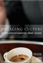 Engaging Culture With Conversations That Count, 3 CDs   -     By: Ravi Zacharias