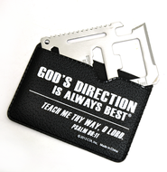 God's Direction Is Always Best Multi Tool                   -