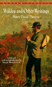 Walden and Other Writings - eBook  -     By: Henry David Thoreau