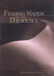 Finding Water in the Desert, 4 CDs   -     By: Ravi Zacharias