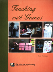 Teaching With Games (Book Only)  -              By: Lori Verstegen