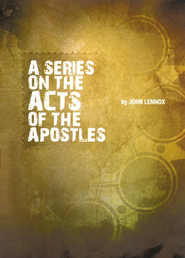 A Series On The Acts Of The Apostles, 5 CDs   -     By: John Lennox
