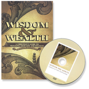 Wisdom and Wealth: Lessons for Faith Communities--Book and DVD  -              By: Greg Womack