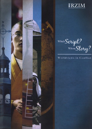 Which Script? Whose Story? Worldviews in Conflict, 6 CDs   -     By: Ravi Zacharias