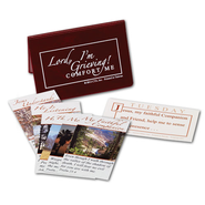 Lord I'm Grieving, Comfort Me Pocket Cards  -