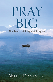 Pray Big: The Power of Pinpoint Prayers - eBook  -     By: Will Davis