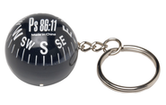 God's Direction Is Always Best Compass Key Chain  -