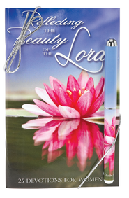 Reflecting the Beauty of the Lord Book and Pen Gift Set  -