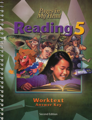 BJU Reading Grade 5, Worktext Teacher's Edition    -