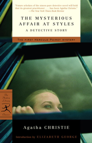 The Mysterious Affair at Styles: A Detective Story - eBook  -     By: Agatha Christie