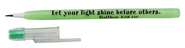SHINE Glow in the Dark Pencil  -