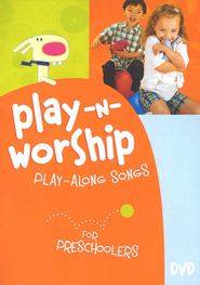 Play-n-Worship: Play-Along Songs for Preschoolers DVD   -