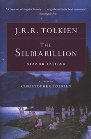 The Silmarillion, Second Edition   -     By: J.R.R. Tolkien