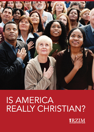 Is America Really Christian? 2 DVDs   -     By: Ravi Zacharias