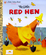 The Little Red Hen - eBook  -     By: J.P. Miller