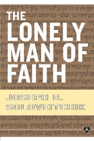 The Lonely Man of Faith - eBook  -     By: Joseph B. Soloveitchik