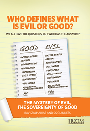 The Mystery of Evil, The Sovereignty of Good - DVD   -     By: Ravi Zacharias