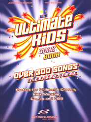 Ultimate Kids Songbook   -