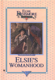 Elsie's Womanhood #4   -              By: Martha Finley