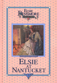 Elsie at Nantucket #10   -     By: Martha Finley