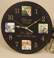 Take Some Time to Pray Clock  -