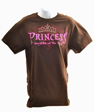 Princess Rhinestone Tee Shirt, Medium (38-40)  -