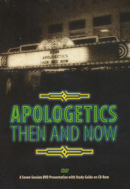 Apologetics Then and Now, 2 DVDs & 1 CD-ROM   -     By: Ravi Zacharias